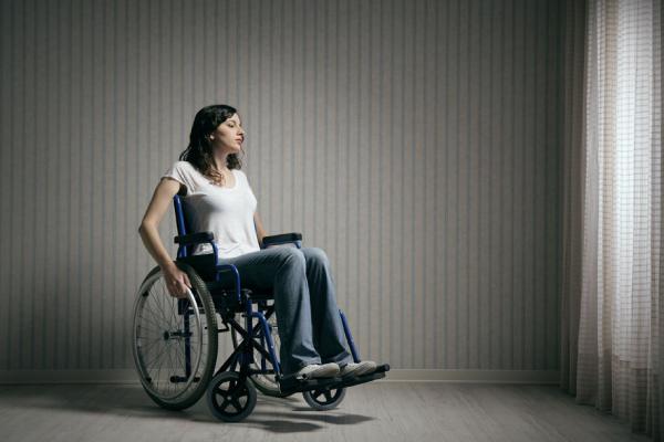 Pessoa com Hemiplegia